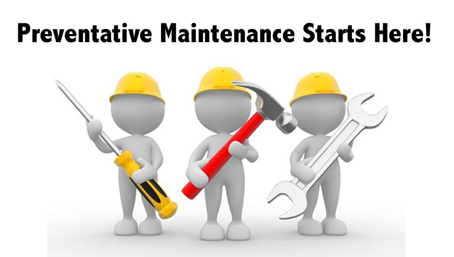 Maintenance is Key